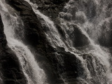 Waterfalls at Walter Sisulu Botanical Gardens Photographic Print by Beverly Joubert
