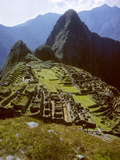 The Ancient Inca City of Machu Picchu Photographic Print by Bates Littlehales