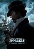 Sherlock Holmes A Game of Shadows Plakát