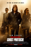 Mission: Impossible - Ghost Protocol Pósters