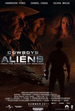 Cowboys & Aliens Impresso de alta qualidade