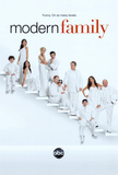 Modern Family (TV) Julisteet