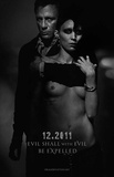 The Girl with the Dragon Tattoo Affiche