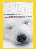 Cover of the December, 2000 Issue of National Geographic Magazine Lámina fotográfica por Norbert Rosing