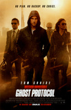 Mission: Impossible - Ghost Protocol Masterprint