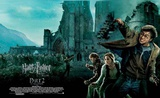Harry Potter and the Deathly Hallows: Part II Masterprint
