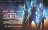 Cowboys & Aliens - Chilean Style Masterprint