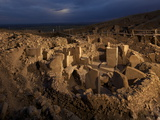 Pillars Stand at Gobekli Tepe, the Oldest known Temple, Turkey, Photographic Print