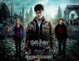 Harry Potter and the Deathly Hallows: Part II Plakater