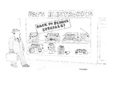 Back to School Specials!' - New Yorker Cartoon Premium Giclee Print by Robert Mankoff