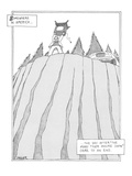 Somewhere in America... - New Yorker Cartoon Premium Giclee Print by Jack Ziegler