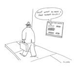 Psst.  Want to make a fast twenty bucks?' - Cartoon Premium Giclee Print by Peter C. Vey