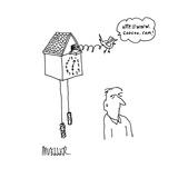 Http://www.coocoo.com' - Cartoon Premium Giclee Print by Peter Mueller