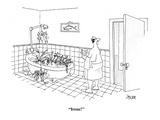 """Irene!"" - Cartoon Premium Giclee Print by Jack Ziegler"