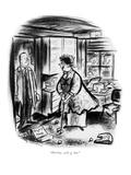 """Darling, golf is fun."" - New Yorker Cartoon Premium Giclee Print by Jr., Whitney Darrow"