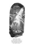 """Gaudeamus igitur, Juvenes dum sumus; Post jucundam juventutem, Post moles…"" - New Yorker Cartoon Premium Giclee Print by Eldon Dedini"