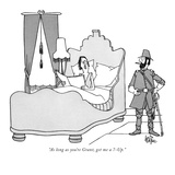 """As long as you're Grant, get me a 7-Up."" - New Yorker Cartoon Premium Giclee Print by George Price"