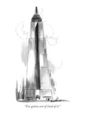 """I've gotten sort of tired of it."" - New Yorker Cartoon Premium Giclee Print by Kemp Starrett"