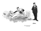 """I'm thinking!"" - New Yorker Cartoon Premium Giclee Print by William O'Brian"