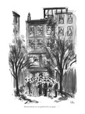 """Dearly beloved, we are gathered here yet again . . ."" - New Yorker Cartoon Premium Giclee Print by Everett Opie"