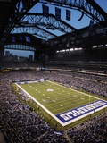 Indianapolis Colts--Lucas Oil Stadium: Indianapolis, INDIANA - Lucas Oil Stadium Photographic Print by Tom Strickland