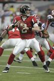 Bills Falcons Football: Atlanta, GA - Matt Ryan Fotografisk trykk av John Amis