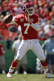 Giants Chiefs Football: Kansas City, MO - Matt Cassel Plakater av Jeff Roberson