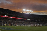 Bills Panthers Football: Charlotte, NC - Bank of America Stadium Photographic Print by Rick Havner