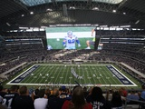 Dallas Cowboys--Cowboys Stadium: Arlington, TEXAS - Cowboys Stadium Bilder av Sharon Ellman