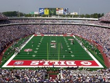 BILLS ATTENDANCE: ORCHARD PARK, NEW YORK - Ralph Wilson Stadium Photographic Print by Mike Groll
