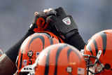 Bengals Chargers Football : San Diego, CA - Cincinnati Bengals Players Huddle Photo by Lenny Ignelzi