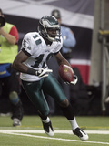 Eagles Falcons Football: Atlanta, GA - Jeremy Maclin Photographic Print by Dave Martin