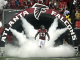 Dolphins Falcons Football: Atlanta, GA - Michael Turner Photo by John Amis