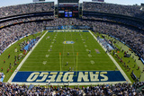 Ravens Chargers Football: San Diego, CA - Qualcomm Stadium Panorama Photo av Chris Park