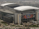 Houston Texans--Reliant Stadium: HOUSTON, TEXAS - Reliant Stadium Plakat av David J. Phillip