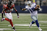 Falcons Cowboys Football: Arlington, TX - Miles Austin Photographic Print by Lm Otero