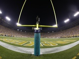 Bears Packers Football: Green Bay, WI - Lambeau Field Photographic Print by Jeffrey Phelps