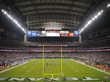 Saints Texans Football: Houston, TX - Reliant Stadium Plakater av Dave Einsel