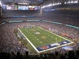 Houston Texans--Reliant Stadium: HOUSTON, TEXAS - Reliant Stadium Photo av Brett Coomer