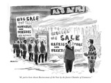 """""""Al, you've been chosen Businessman of the Year by the Junior Chamber of C…"""" - New Yorker Cartoon Premium Giclee Print by James Stevenson"""