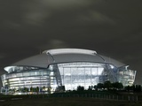 Dallas Cowboys--Cowboys Stadium: Arlington, TEXAS - Cowboys Stadium Photographic Print by Tony Gutierrez