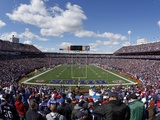 Buffalo Bills--Ralph Wilson Stadium: Orchard Park, NEW YORK - Ralph Wilson Stadium Photographic Print by Mike Groll