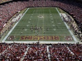Washington Redskins--FedExField: Landover, MARYLAND - FedEx Field Photographic Print by J. David Ake