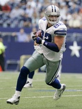 Colts Cowboys Football: Irving, TX - Jason Witten Photographic Print by Tony Gutierrez
