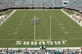 Cardinals Jaguars Football: Jacksonville, FL - Jacksonville Municipal Stadium Panorama Photo by Steve Cannon