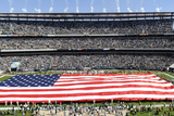 Saints Eagles Football: Philadelphia, PA - Lincoln Financial Field Panorama Photographic Print by Michael Perez