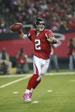 Bears Falcons Football: Atlanta, GA - Matt Ryan Photo av Dave Martin