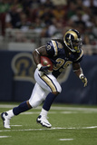 Packers Rams Football: St. Louis, MO - Steven Jackson Photographic Print by Jeff Roberson