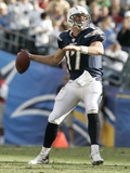 Chargers Football: San Diego, CALIFORNIA - Phillip Rivers Photo av Chris Park