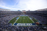 Jets Chargers Football: San Diego, CA - Qualcomm Stadium Photo av Jeff Chiu